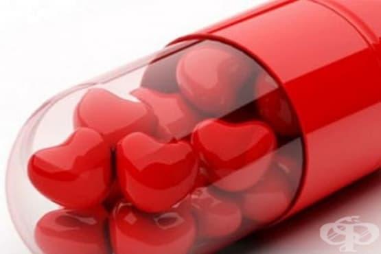 Хранене при кардиомиопатия - изображение