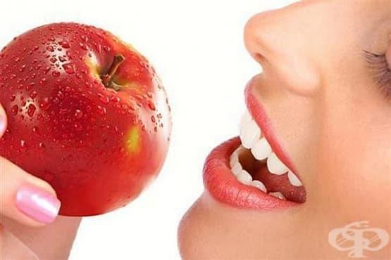 Хранене при пародонтит - изображение