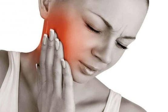 Хранене при одонтогенен периостит (зъбен абсцес, флюс) - изображение
