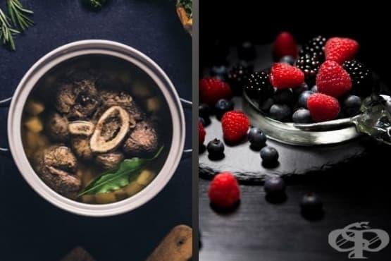 Най-добрите храни, съдържащи колаген - изображение