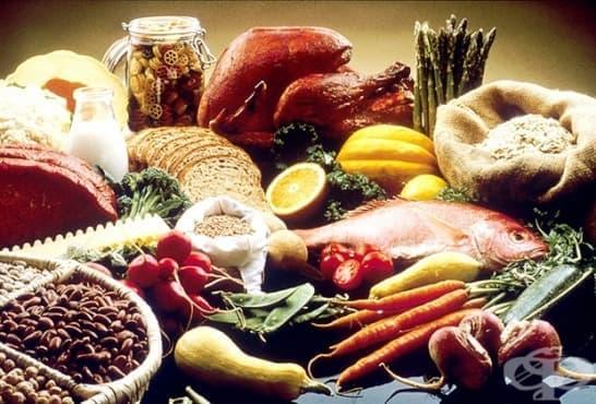 Пет  групи храни, регулиращи нивата на триглицеридите в кръвта - изображение