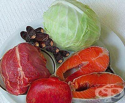 Шест храни за поддържане на мъжкото здраве - изображение