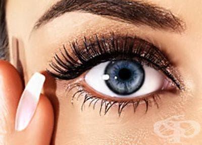 Как да храним очите - изображение