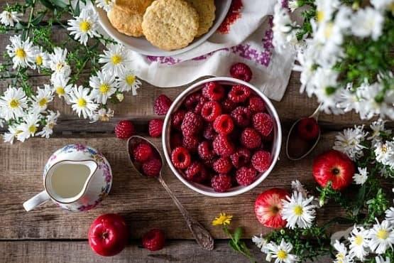 Как да се храним през лятото - изображение