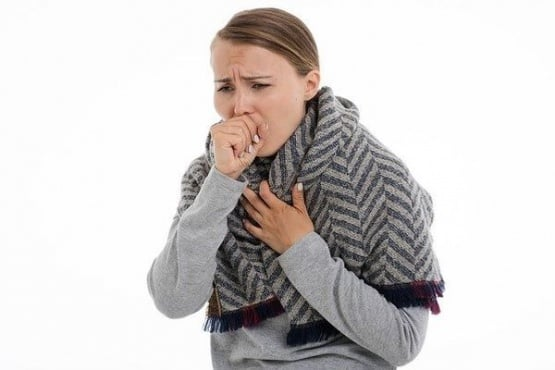 Хранене при кашлица - изображение