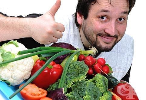 Как влияят храните върху мъжкото здраве - изображение