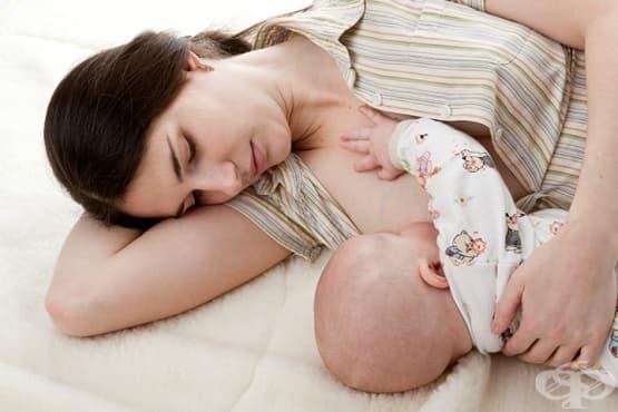 Кърмене и менструация - изображение