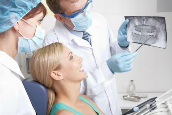 Кърмене след стоматологични процедури - изображение