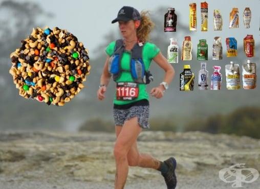 Съвети за хранене при маратонци и ултрамаратонци - изображение