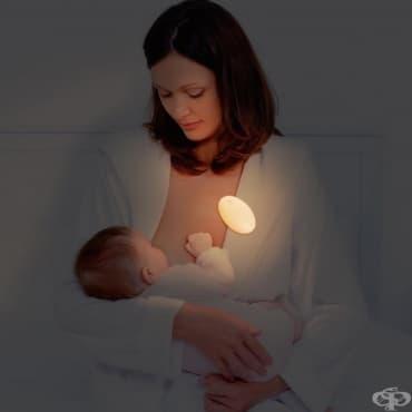 Нощното кърмене - защо е толкова важно - изображение