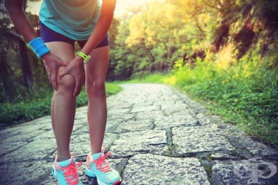 Хранене при остеороартрит на коляното - изображение