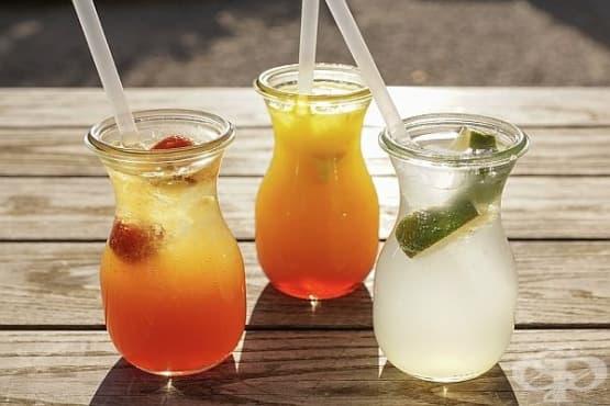 Най-подходящите напитки за горещите летни дни - изображение
