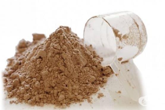 Домашен протеин на прах - изображение