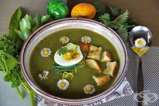 Седем витаминозни супи, засилващи имунната система - изображение