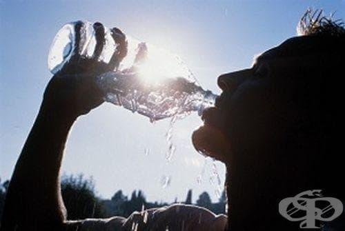 Ежедневното количество вода, необходимо на организма, зависи от теглото ни - изображение