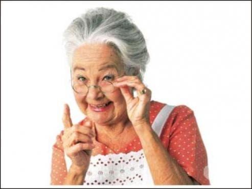 Вредните съвети по отношение на храненето на нашите майки и баби - изображение