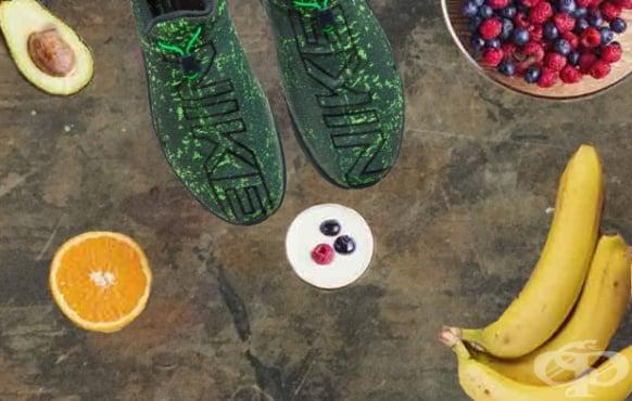 Здравословно хранене при бегачите - изображение