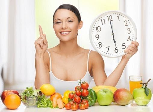Здравословно хранене срещу пролетна умора - изображение