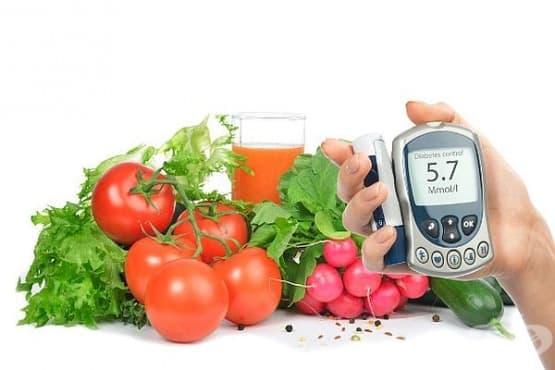 Зеленчуците и диабетът - изображение