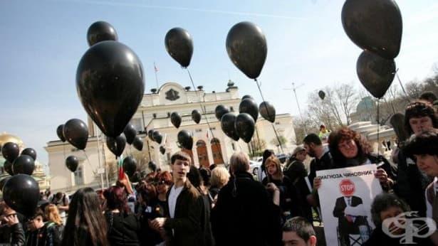 Системата ни убива - трябва ли да си подаде оставка правителството на Бойко Борисов?