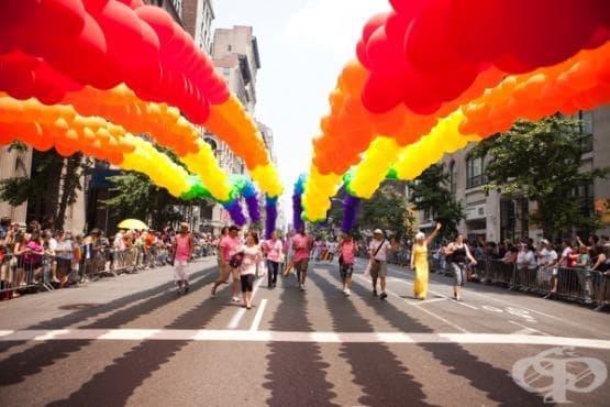 Смятате ли, че манифестацията на хомосексуална ориентация или принадлежност трябва да бъде криминализирана? - изображение