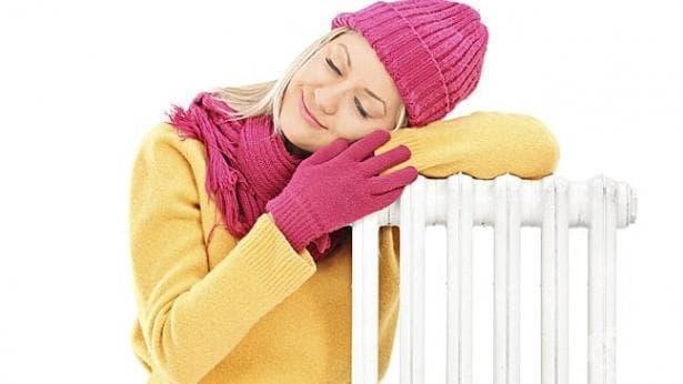 Как се отоплявате през студеното време?