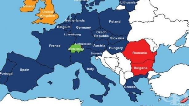 Кога ще бъде приета България в Шенген?
