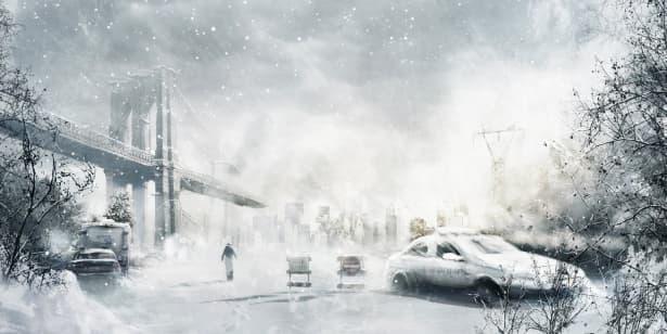Реална зимна блокада или изкуствено създадена от медиите параноя - какво се случва сега?