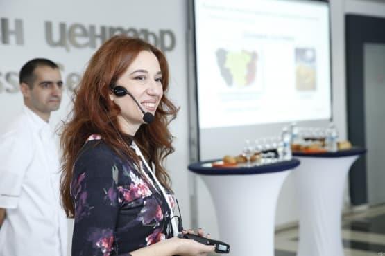 """Катя Харискова, фирма """"Пуратос"""": Бъдещето на хляба е в неговото минало - Ние сме най-големият производител на закваски в света - изображение"""