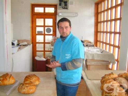 Хлябът наш насъщен… – интервю с Богдан Богданов, майстор на уникален хляб по стари рецепти - изображение