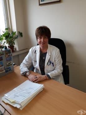 Онкологът д-р Виолетка Маринова: Лечението е успешно, когато е избрана правилната стратегия и пациентите имат доверие на своя лекар - изображение
