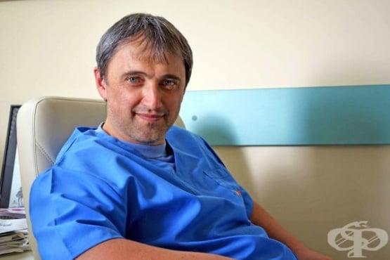 Д-р Иван Сираков: Гастроентерологично отделение се превърна в институция с приоритет към пациентите с тежки заболявания на ГИТ - изображение