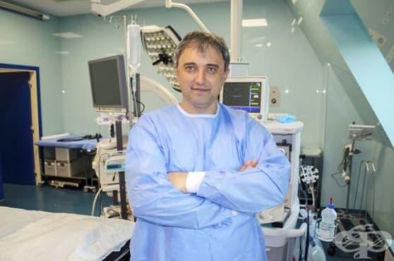 """Д-р Иван Сираков, д.м.: Инвазивната гастроентерология вече е важен акцент в работата на Болница """"Тракия"""" - изображение"""