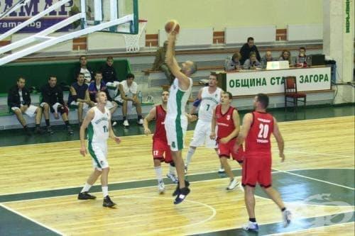 Баскетболът е проста игра за умни хора - интервю с Васил Кифев, БК Берое - изображение