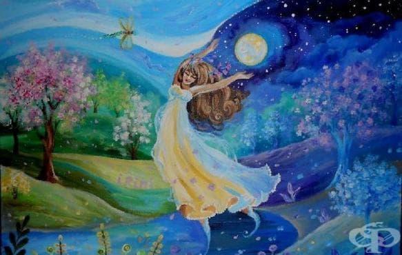 Мира Дойчинова – irini: Истинското вълшебство на този свят се нарича човечност и е основано на любов, нищо друго! - изображение