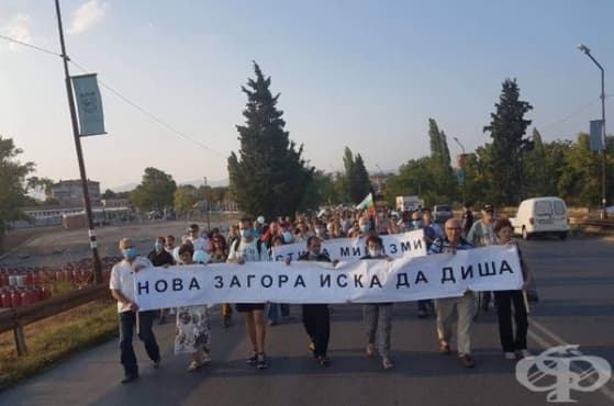 Кремена Петрова: Държавата ни показва, че защитава частните интереси и потъпква правото на гражданите си да дишат - изображение