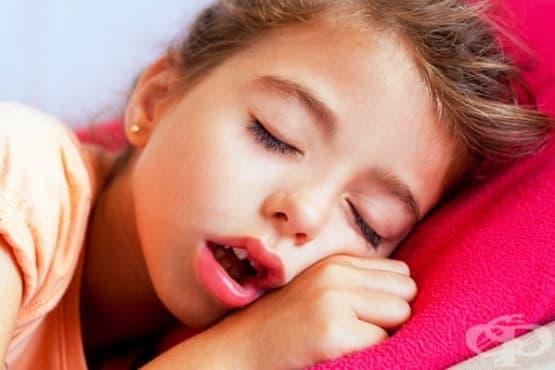 Затруднено носно дишане в детската възраст - изображение