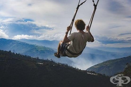 Ако искате да се качите на Люлката на края на света, се отправете към град Банос, Еквадор - изображение