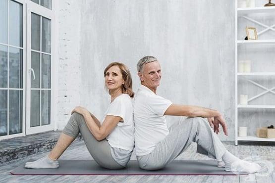 Тест с просто физическо упражнение предсказва колко дълго ще живеем - изображение
