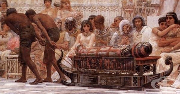 10 факта за древните египтяни, които трябва да влязат в учебниците по история - изображение