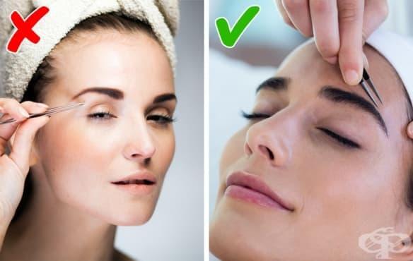10 разлики между професионалните и домашните козметични процедури - изображение