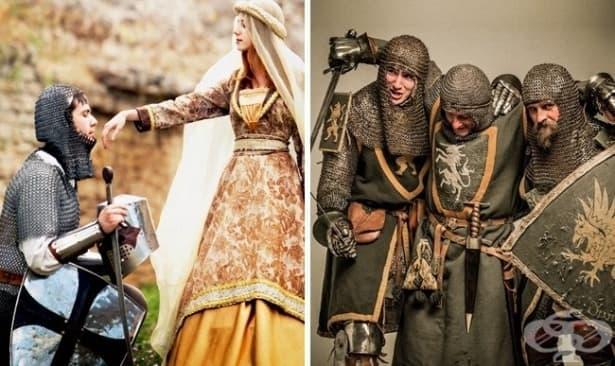 12 мита за Средновековието, които се оказват грешни - изображение