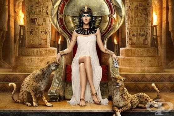 Истината за най-красивата владетелка, живяла някога - Клеопатра - изображение