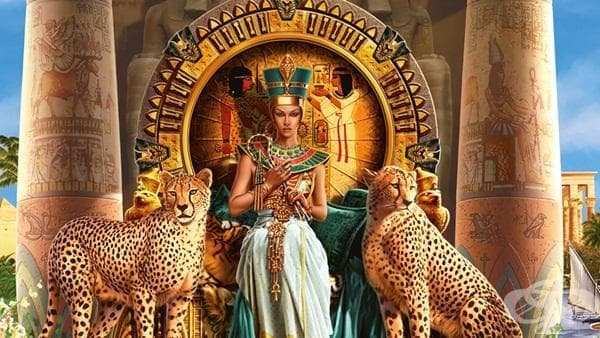 Тайнствената история на Нефертити - изображение