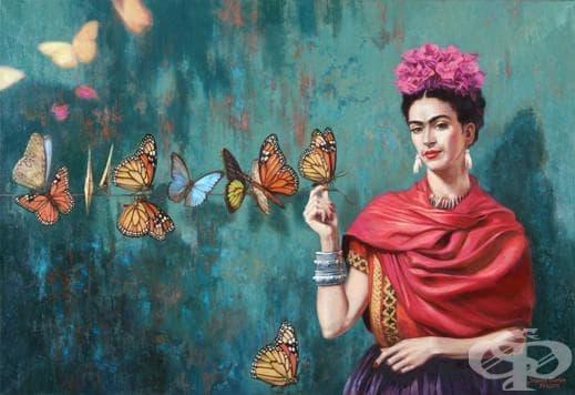 20 от най-красивите и вдъхновяващи цитати от Фрида Кало - изображение