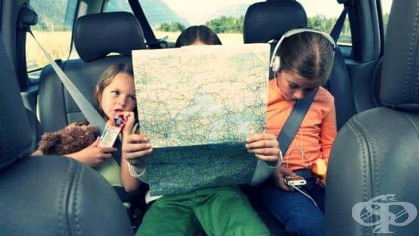 11 снимки, които показват реалността, когато пътуваме с деца - изображение