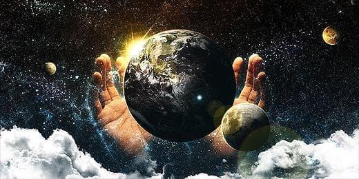 Любопитни теории за произхода на живота - изображение