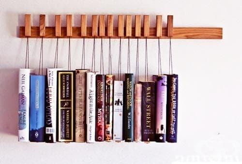 Невероятни лавици за книги, които ще поискате да имате - изображение