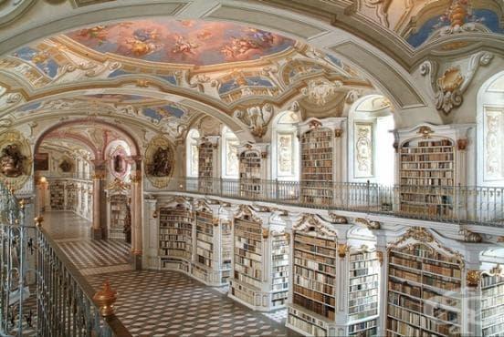 Тези библиотеки от света ще ви оставят без дъх - изображение
