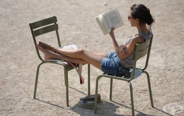 10 брилянтни литературни творби, които можете да прочетете за времето, в което ще изядете обяда си - изображение